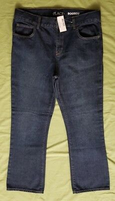 """the Children's Place"" - Bootcut Boys Jeans - ""nwt"" - Size 12 Husky"