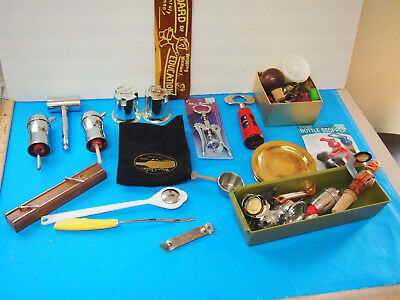 Vintage Wooden Spanking Paddle Board Of Education & BARWARE LOT