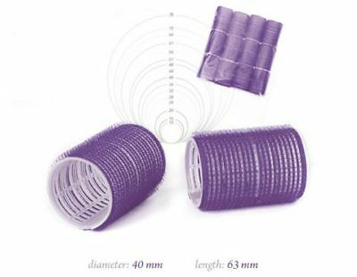 Velcro Rollers 40*63mm - 12 pack Hair Care Perming
