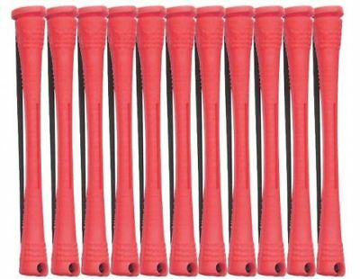 Pureox cold-wave rods 9*91mm (RED) - perm roller Hair Colour Color
