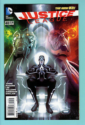 Justice League #40 Alex Garner Variant!!! 1st Grail!!! Copy A