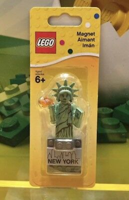 LEGO 853600 Statue of Liberty New York Minifigure Magnet NEW