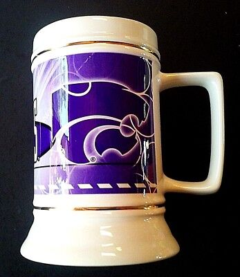Kansas State Wildcats 32 oz. Tankard Stein by Team Reflections, Xpres Corp.