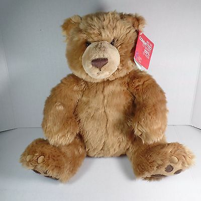 GUND Brown Plush Teddy Bear Stuffed Animal Kohl's Cares About Kids