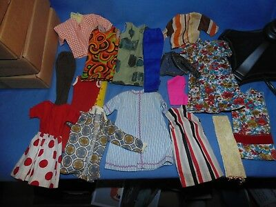 Barbie Clothes Lot - mommy made pants dress shirt (4)