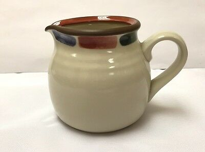 Noritake Warm Sands Creamer - Brand New with Tags - Retired