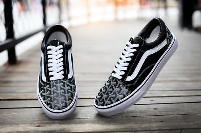 VANS OLD SKOOL Goyard Custom 🔥🔥🔥 -  130.00  996f254ff