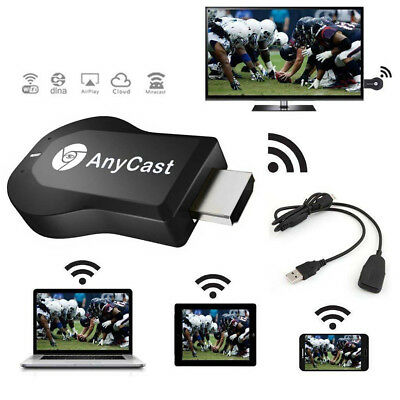 WiFi HDMI Anycast Miracast Airplay TV Wireless Display DLNA Dongle Adapter Affrd