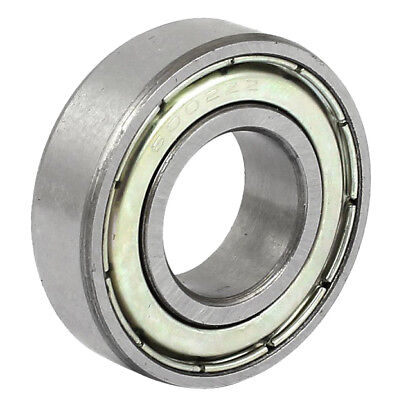 6002ZZ 15x32x9mm Metal Sealed Double Shielded Deep Groove Ball Bearing G1M6