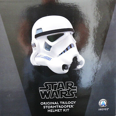 Anovos Star Wars Classic Trilogy Stormtrooper Helmet Accessory Kit Statue Figure