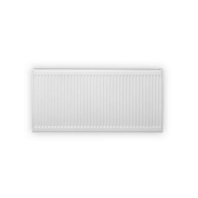 Panel Radiator Package Baseboard Convection Hydronic White 24 in. H x 32 in. L