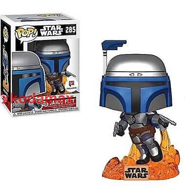 Funko Pop Star Wars: Jango Fett #285. Walgreens Exclusive. Preorder.