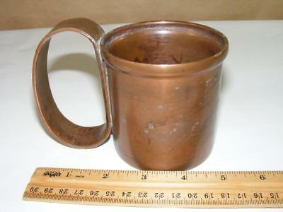 1980 Vtg General Electric Copper Current Limit Fuse Gift Decorative Cup