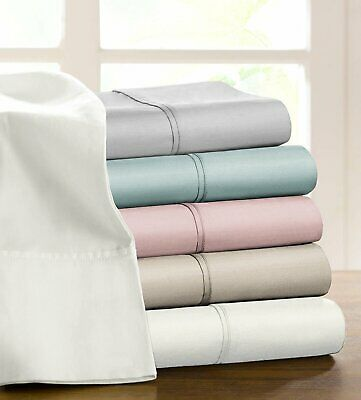 ALL Size Bamboo Bed Sheets Set 6 PCS Deep Pocket - Ultra Soft Cool Bedding NEW