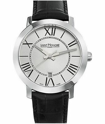 Chronographe Montre Saint Honore De Woman Luxe Suisse Made Swiss Yb7g6fvy