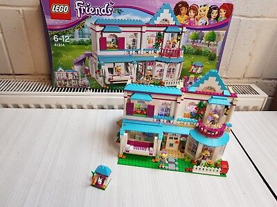Lego Friends Stephanies House 41314 4600 Picclick Uk