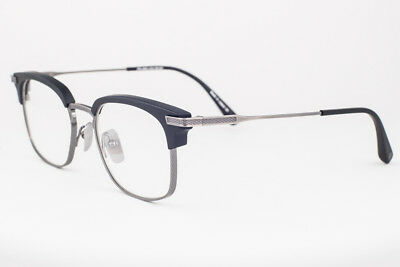 0009c041f08f DITA NOMAD Matte Black Antique Silver   Grey Eyeglasses DRX-2080-A 51mm 2080