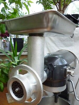 Hobart  Mincer Grinder Grinding  Attachment