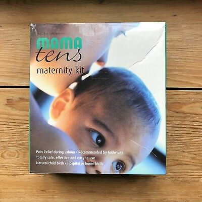 Mama Tens Maternity Kit - Tens Machine