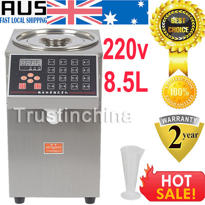 Bubble Tea Equipment Fructose Quantitative Machine Fructose Dispenser 220V IN AU