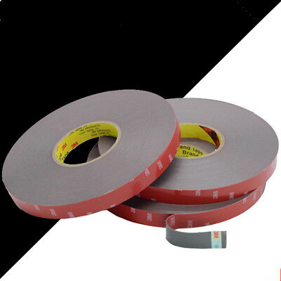 33M Length 3M 4229P Double Sided Foam Tape Acrylic 5-50mm wide