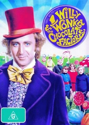 Willy Wonka and the Chocolate Factory (1971) = NEW DVD R4