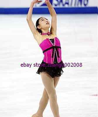 Lovely Ice Skating Dress.Competition Figure Skating dress.Twirling baton custom