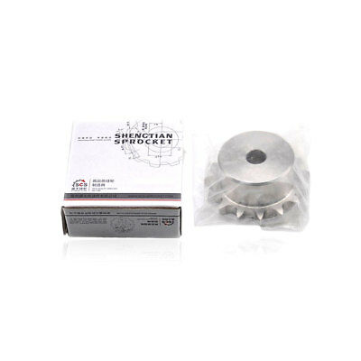 """#40 SCS08B Chain Drive Sprocket 24T/25T 304 Stainless Steel For 1/2"""" #40 Chain"""