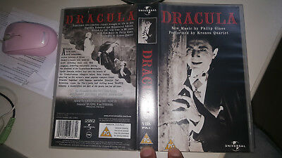 Dracula New Musik by Philip Glass