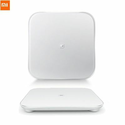 Xiaomi Mi Bluetooth Smart Scale LED Personenwaage Glas Fitness Waage iOS Android