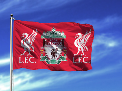 Liverpool You'll Never Walk Alone Flag