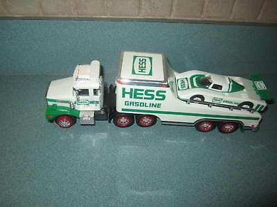1988 Hess Toy Truck and Racer w/Box