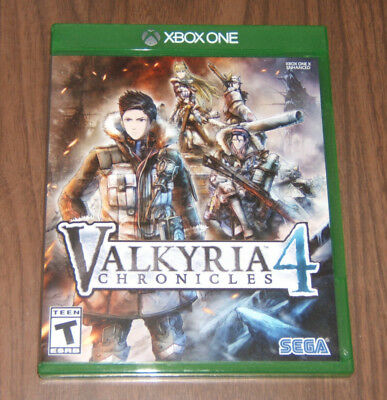 Valkyria Chronicles 4: Launch Edition (Xbox One) by Sega