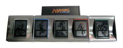 2013 SDCC San Diego Comic-Con Magic: The Gathering Mtg Planeswalker Set SAAM07