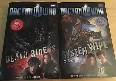 Kids Books - Doctor Who 2 In 1 - 2 Books
