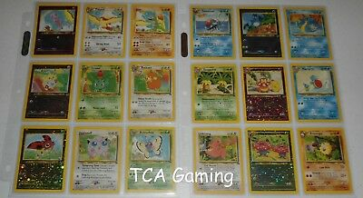 Complete SOUTHERN ISLANDS 18 Card Set Pokemon Card WOTC EXCELLENT