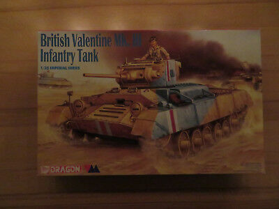 "Dragon ""British Valentine MK.III """