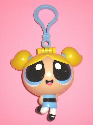 "Powerpuff Girls ""bubbles"" Keychain"