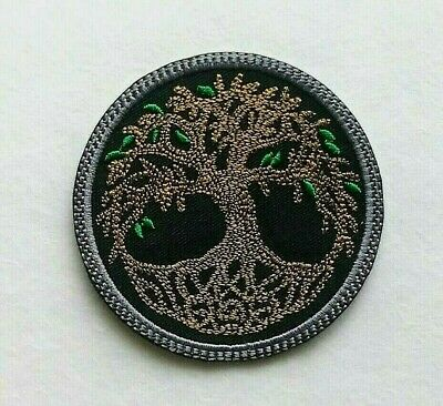 Celtic Tree Of Life Patch Zen Tree Iron On To Sew On Embroidered Tree Patch Ap17