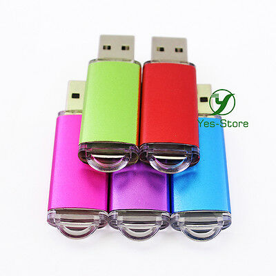Pack of 50 pcs 128 MB Not GB USB Flash Memory Pen Drive Thumb Stick Key Storage