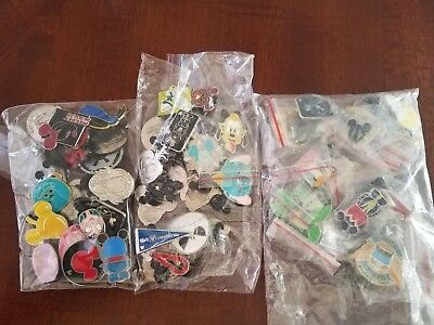 Disney trading pins lot 20 *preowned, no duplicates, 100% tradable