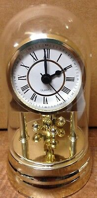 Miniature Mantel Clock, NIB, (Reader's Digest promotional collector's item)