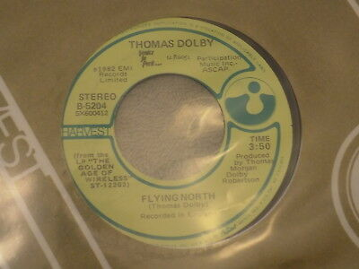 Thomas Dolby She Blinded Me With Science Weightless Japan