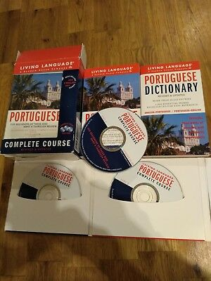 Portuguese - Beginners Complete Course - 3 Cd - Living Language