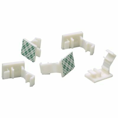 E70067, Ifm Efector, Flat Cable Clip (100 Pack)