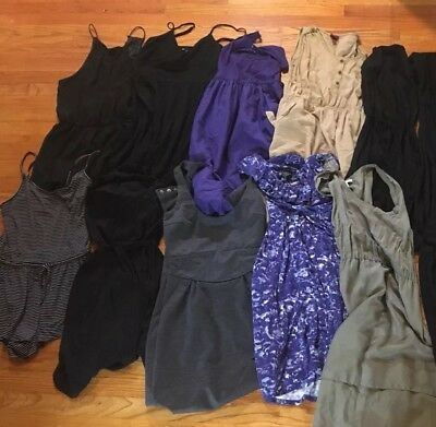 Lot Of 10 Dresses Rompers Xs/s