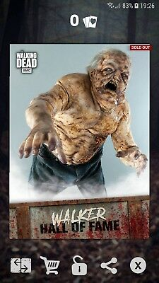 Topps The Walking Dead Card Trader - Walker Hall of Fame wave 2 full PW DIGITAL