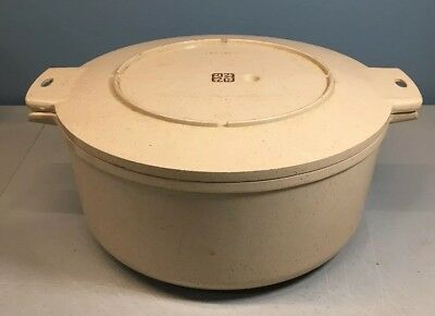 Vintage Littonware Dutch Oven 38808 38809  Microwave Oven 400 Degrees