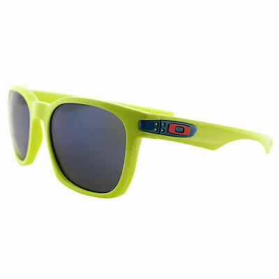 e716bdbe8c Oakley Garage Rock OO9175 14 Fluorescent Yellow Sunglasses Prizm Polarized  Lens
