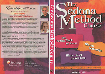 NEW Sedona Method Course 4-in-1 Supercourse MP3s + Workbook on USB Hale Dwoskin